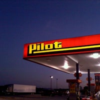 Photo taken at Pilot Travel Center by Christella C. on 9/7/2011