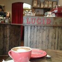 Снимок сделан в Lucid Cafe пользователем Ann-Mary 10/11/2011
