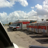 ... Photo Taken At U Haul Moving U0026amp;amp; Storage Of Miami Gardens By