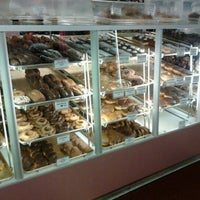 Photo taken at Donut House by Josue C. on 9/28/2011