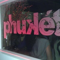 Photo taken at Phukét Lounge by Michael A. on 9/17/2011