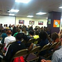 Photo taken at Howard Thurman Center by Kenneth E. on 9/23/2011
