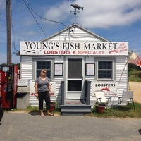 Photo taken at Young's Fish Market by Stefan P. on 6/19/2012