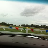 Photo taken at Fairfield Driving Range by Kim R. on 7/30/2011
