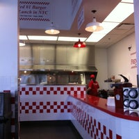 Photo taken at Five Guys by L W S. on 4/30/2012