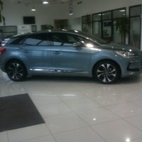 Photo taken at Citroën El charguia by Houssem S. on 9/13/2012