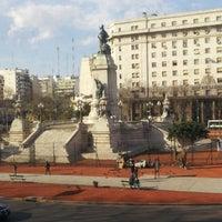 Photo taken at Hotel de los Congresos by Omar P. on 8/22/2012