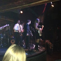 Photo taken at Back Booth by Luis S. on 3/25/2012