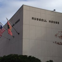 Photo taken at Russell House by Victoria P. on 12/12/2011