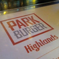 Photo taken at Park Burger by Rob R. on 4/8/2012