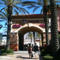 Photo taken at Desert Hills Premium Outlets by Tyrin F. on 8/7/2011