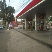 Photo taken at SPBU 34.402.28 by Lukman H. on 8/17/2012