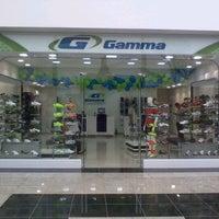 Photo taken at Gamma Originals Shopping by Vitor J. on 12/10/2011
