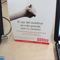 Photo taken at Office Depot by Boris T. on 4/27/2012