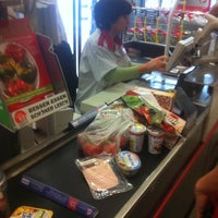 Photo taken at REWE City by Oliver F. on 7/23/2011
