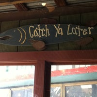 Photo taken at Boat House Grill by Kathy C. on 4/2/2011