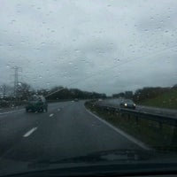 Photo taken at M56 Junction 12 / A557 by Dave B. on 3/4/2012