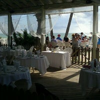 Photo taken at Beach House Restaurant by Cory B. on 9/10/2011