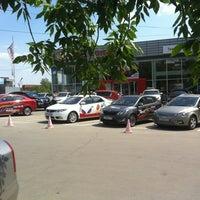 Photo taken at KIA Техно-Моторс by Александра Е. on 6/1/2012