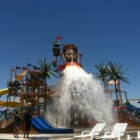 Photo taken at Waylons Water World by Cody B. on 7/3/2012