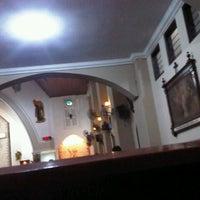 Photo taken at Gereja St. Antonius (Hayamuruk) by Arifin A. on 7/7/2012