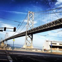 Photo taken at The Embarcadero by Wayne S. on 5/2/2012