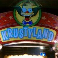 Photo prise au Krustyland par Chelsi N. le12/29/2011