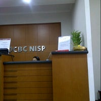 Photo taken at OCBC NISP BANK  Cabang kuta by sophie D. on 9/23/2011