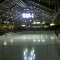 Photo taken at Bright Hockey Center by Zach R. on 11/4/2011