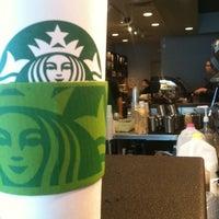 Photo taken at Starbucks by Rob W. on 4/28/2011