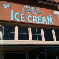 Foto tomada en Mariposa Ice Cream por Leo V. el 1/28/2011
