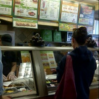Photo taken at Subway by JayChan on 9/28/2011