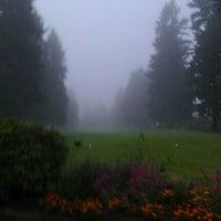 Photo taken at Fairway Village Golf Course by Dan O. on 9/24/2011