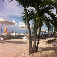 Photo taken at Grand Cayman Marriott Beach Resort by Adam L. on 10/30/2011