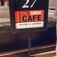 Foto tirada no(a) Riversides Shikki Cafe por Vinicius C. em 4/3/2012