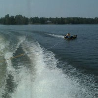 Photo taken at Shaw AFB Lake Wateree Recreation Area by Sheila B. on 9/3/2011