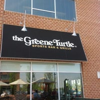 Photo taken at The Greene Turtle by Angelique C. on 4/16/2012