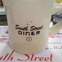 Photo taken at South Street Diner by Karen P. on 1/2/2012