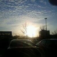 Photo taken at Sunnyside Mall by Aku on 1/2/2012