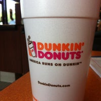 Photo taken at Dunkin Donuts by Nikko M. on 4/19/2012