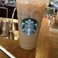 Photo taken at Starbucks by Angie on 9/7/2012