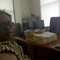 Photo taken at Kantor Imigrasi Kelas 1 Khusus Jakarta Selatan by Fredy B. on 3/8/2012