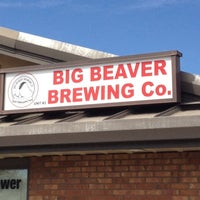 Photo taken at Big Beaver Brewing Co by Bill C. on 3/31/2012