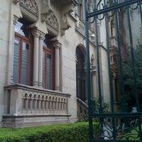 Photo taken at Universidad De La Comunicación by Pamela C. on 2/14/2012