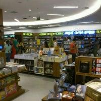 Photo taken at Saraiva MegaStore by Eduardo L. on 12/9/2011