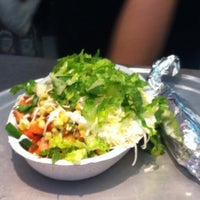 Photo taken at Chipotle Mexican Grill by Mónica C. on 3/14/2012