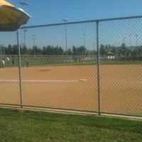 Photo taken at Fountain Valley Sports Complex by Ken K. on 10/1/2011