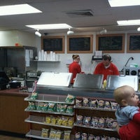 Photo taken at Hansen's Dairy and Deli by Timmer B. on 9/17/2011