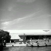 Photo taken at Venezia Santa Lucia Railway Station (XVQ) by Incauto E. on 9/29/2011