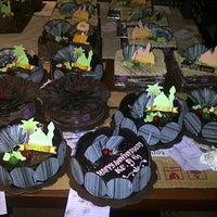 Photo taken at DE CAFÉ Resto & Delicatessen by Febryan G. on 8/17/2012